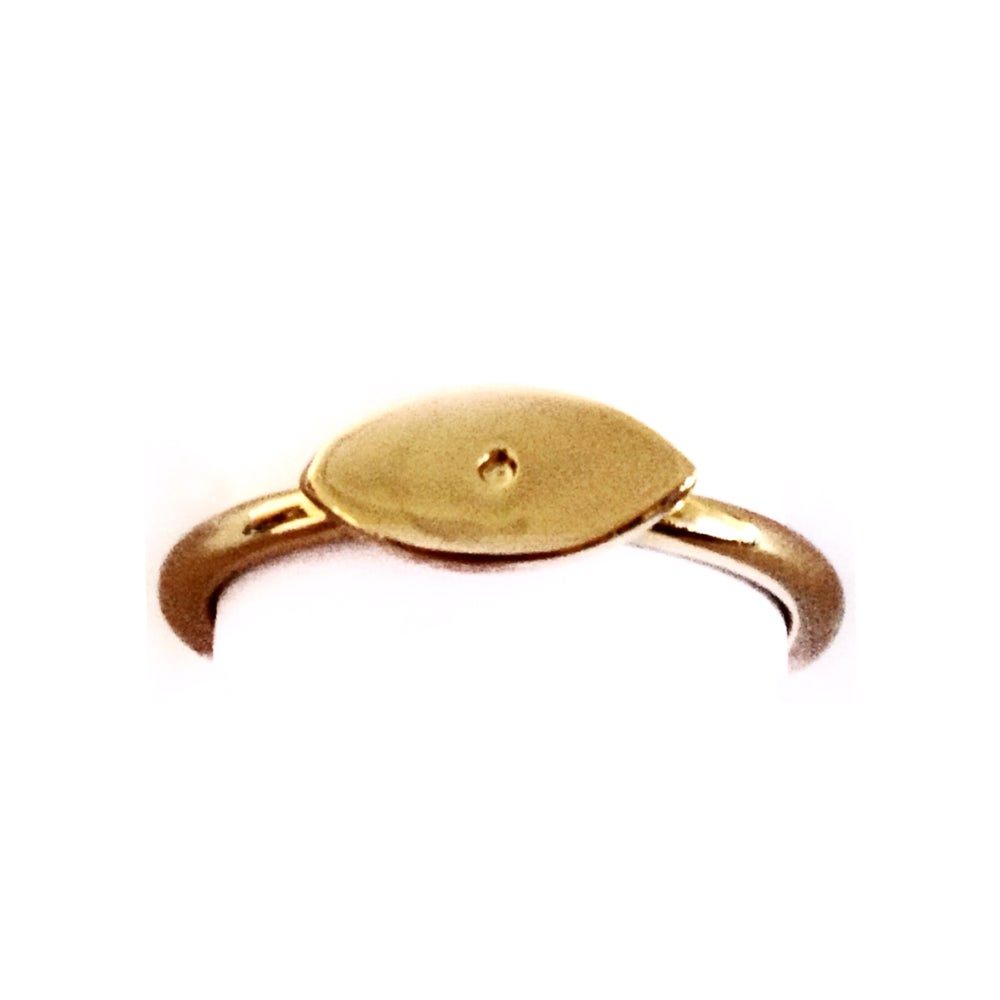Image of The Evil Eye Ring