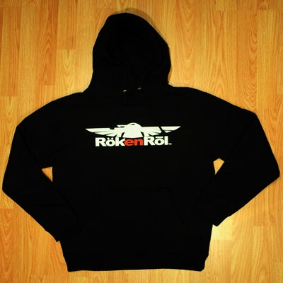 Image of RökenRõl Hooded Sweatshirt