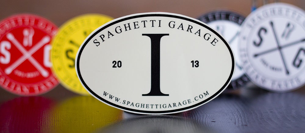 Image of ITALIAN sticker
