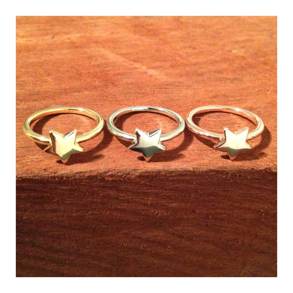 """Image of The """"& All My Stars."""" Ring"""