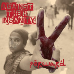 "Image of Forward ""Against Their Insanity"" 12"""