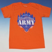 Image of The 7 Line Army (orange)