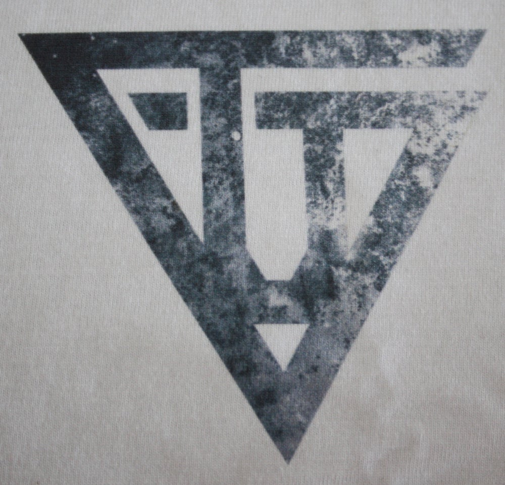 Image of TUTV Marble Print (Pocket Design) - TALL TEE