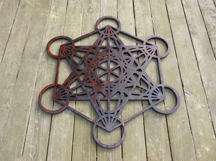 Image of Metatron's Cube