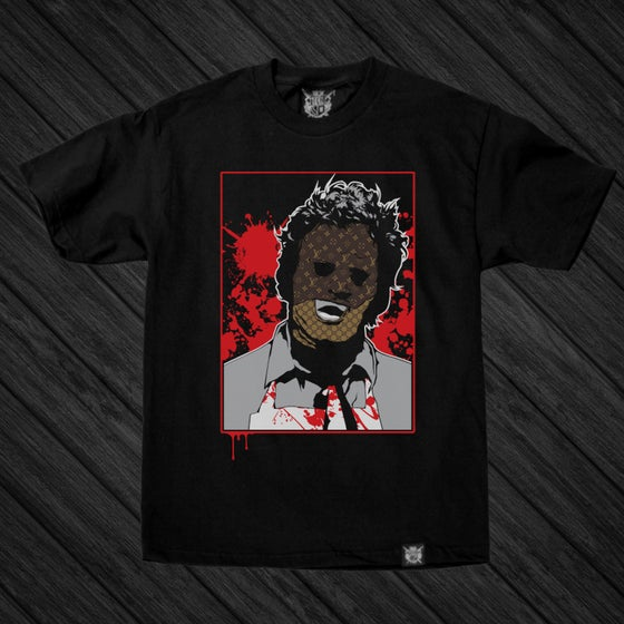 Image of LUCCIFACE || TEE