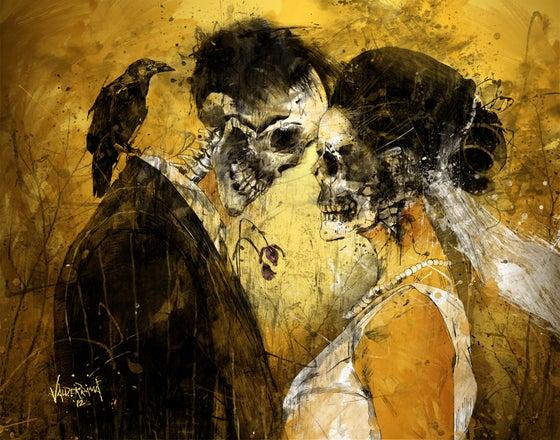 "Image of ""Til Death Do Us Part"" - Original Concept"