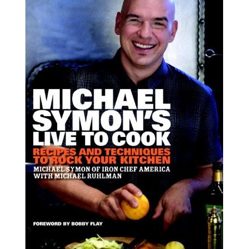 Image of Live to Cook - Recipes and Techniques to Rock Your Kitchen - Signed Copy.