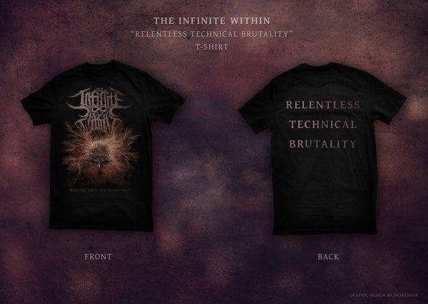 Image of THE INFINITE WITHIN - T-Shirt