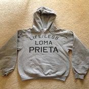 Image of Loma Prieta - Life/Less Hoodie