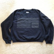 Image of Loma Prieta - Flag Crewneck