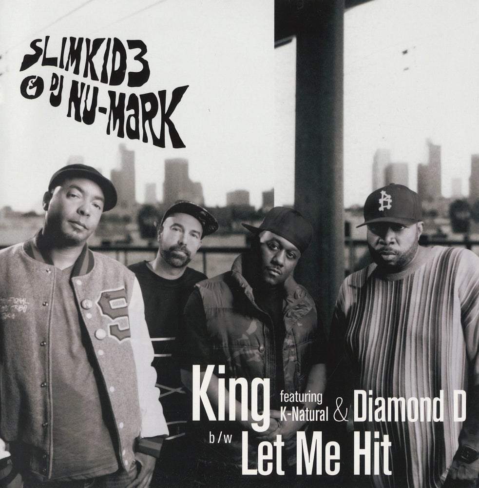 Image of KING/LET ME HIT-SLIMKID3