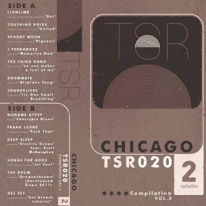 Image of Twosyllable Records Chicago Compilation: Vol 2