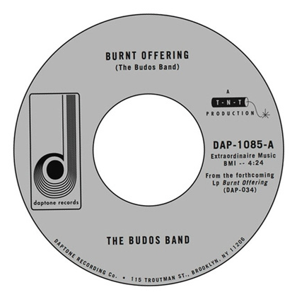 Image of BURNT OFFERING/SEIZURE-THE BUDOS BAND