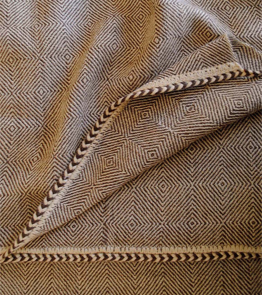 Image of DAKAR BLANKET rattan (2014) *STOCK LOW*