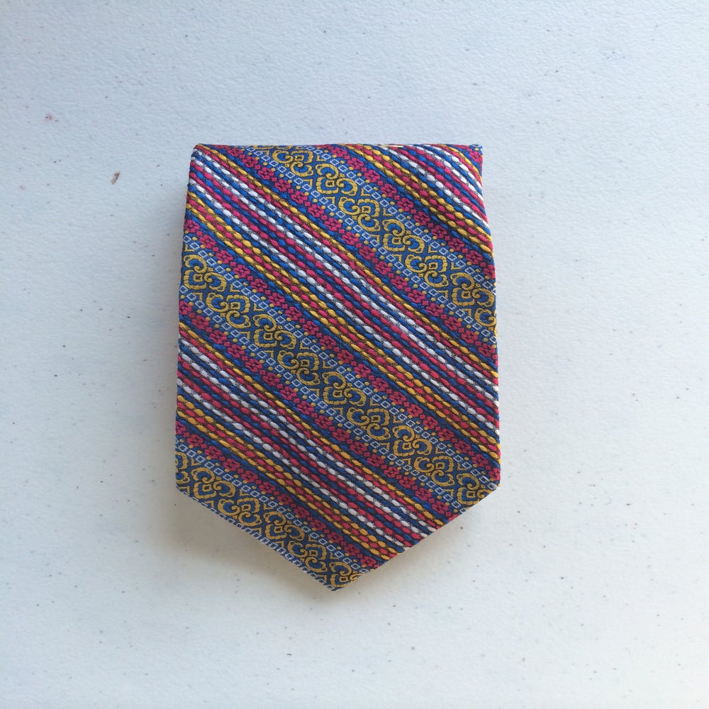 Image of Multi Colored Vintage Tie