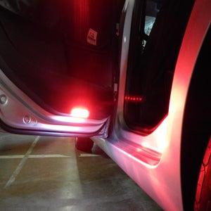 Image of Volkswagen Door Warning / Puddle Light LED Fits Many Models