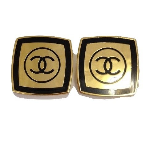Image of SOLD OUT Chanel Earrings - Authentic Jumbo Signed Earrings - on SUPER SALE