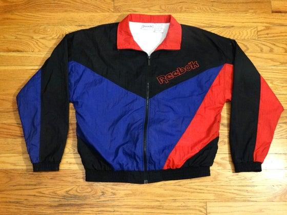 Image of (M) Deadstock Reebok Original Sport Windbreaker
