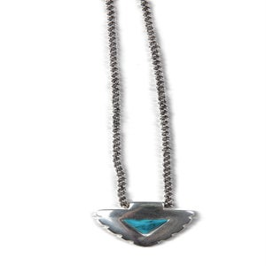 Image of Collier HASSUN turquoise