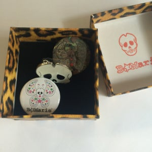 Image of Buttons & Charm Set