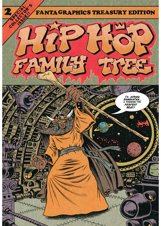Image of HIP HOP FAMILY TREE VOL.2 1981-1983