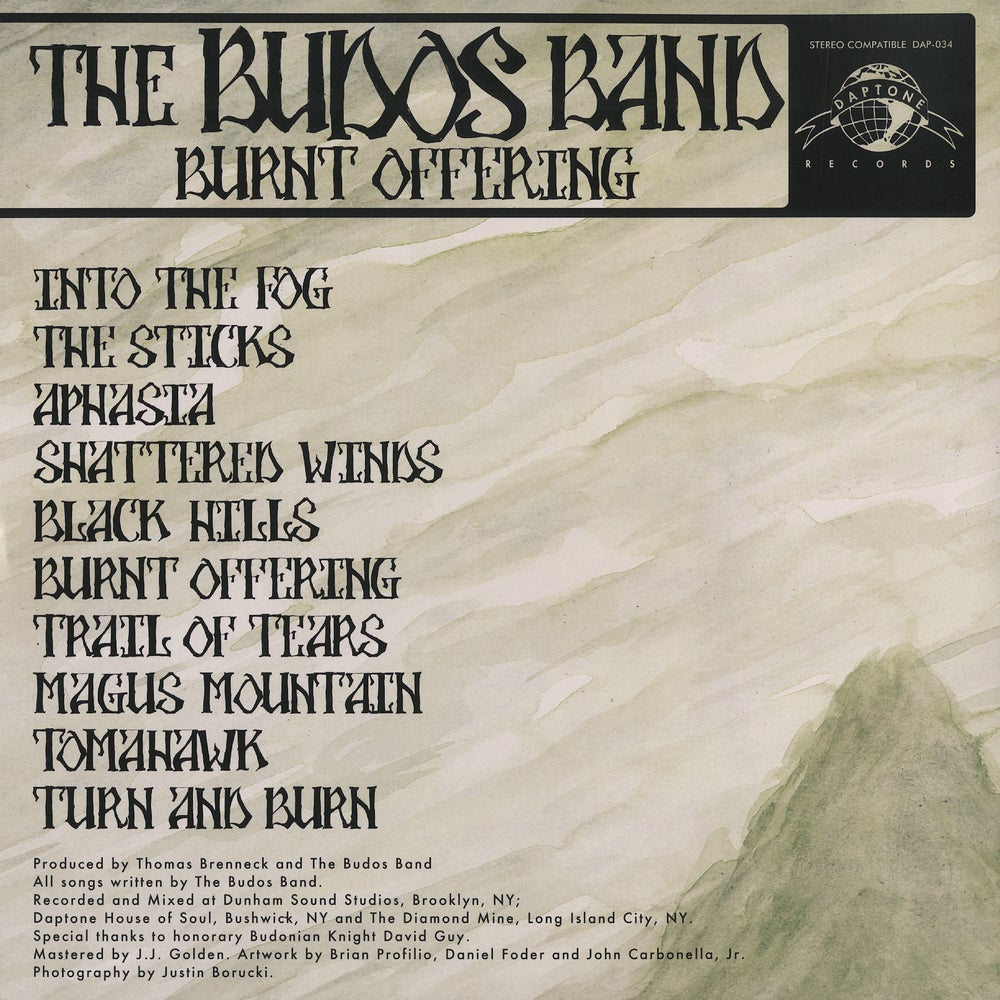 Image of BURNT OFFERING-THE BUDOS BAND