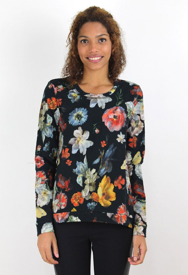 Image of FLOWERS SWEATER