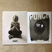 Image of Punch - s/t LP (huel011)