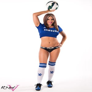 Image of Velvet Sky Chelsea custom poster shoot