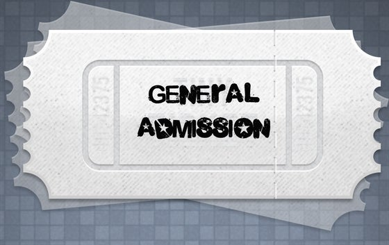 Image of Presell General Admission
