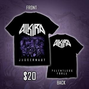 Image of ALKIRA - JUGGERNAUT Shirt