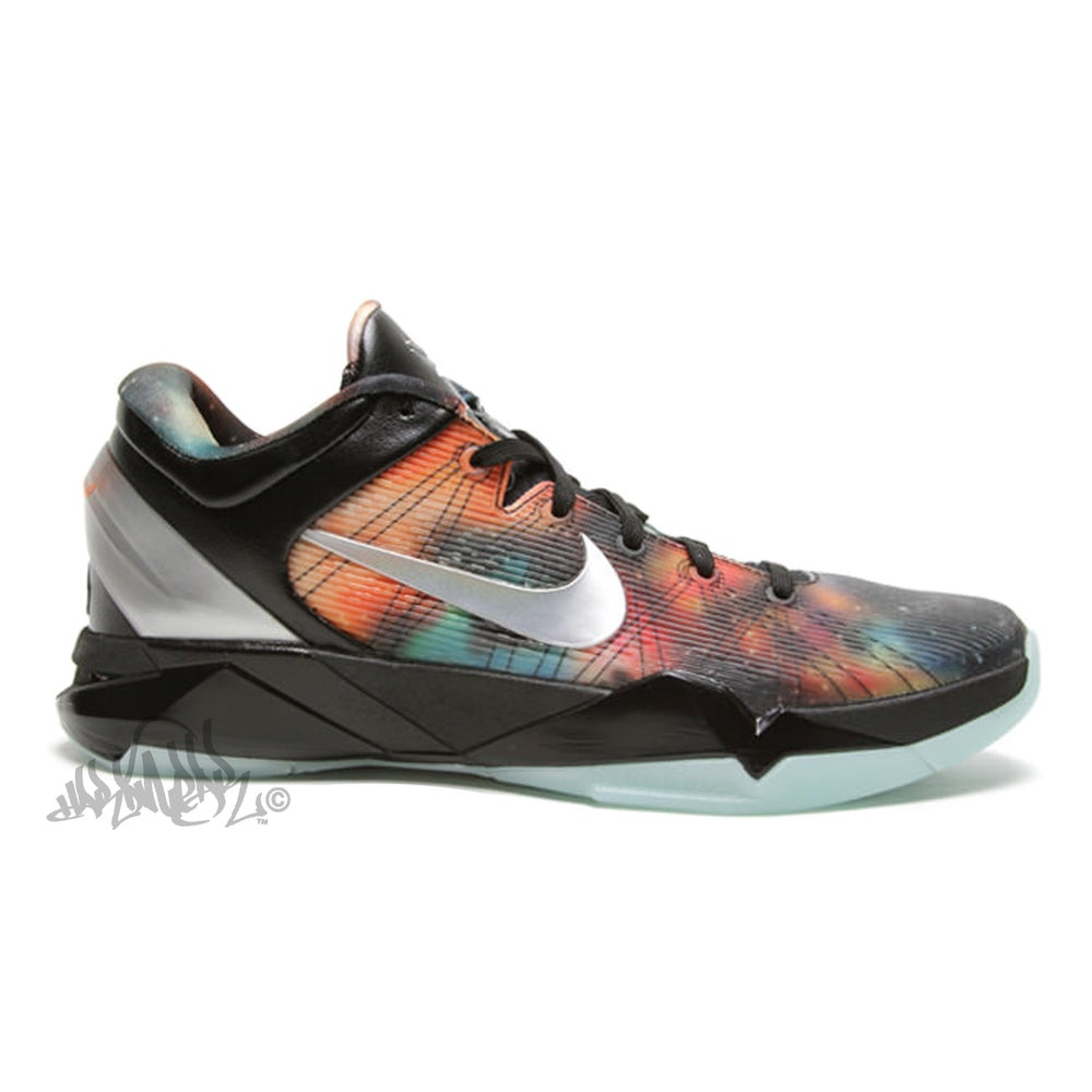 "Image of NIKE KOBE 7 - ""GALAXY"" AS - 520810 001"
