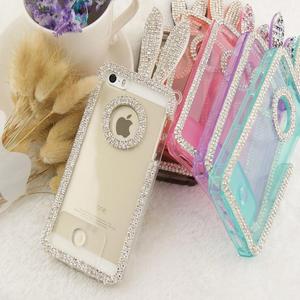 Image of Crystalized Glam Bunny Case