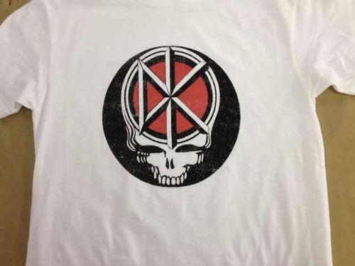 Image of GDK on White