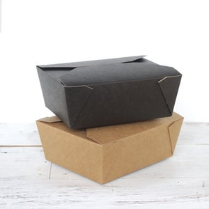 Image of Kraft Take-Out Box