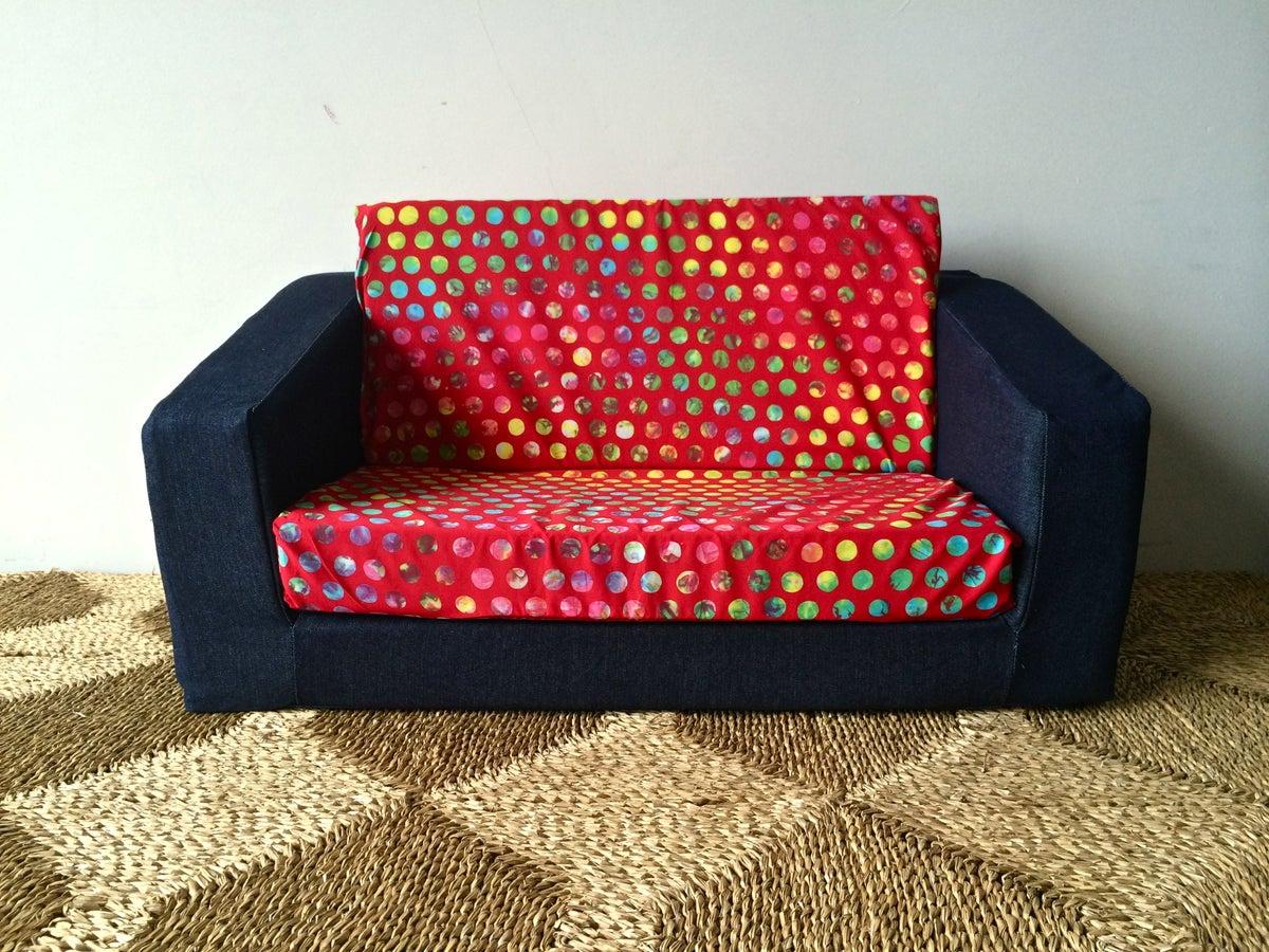 littlebumchums kids flip out sofa. Black Bedroom Furniture Sets. Home Design Ideas