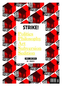 Image of STRIKE! Issue 8 NOV-DEC 2014