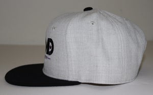 Image of The Den Snapback - Natural Marle/Black