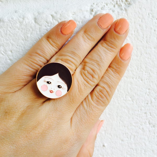 Image of 50% reduced! Dollface Ring