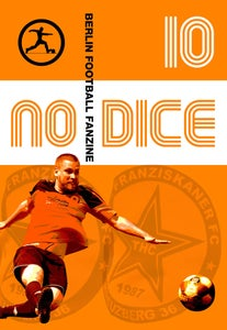Image of No Dice Magazine issue 10