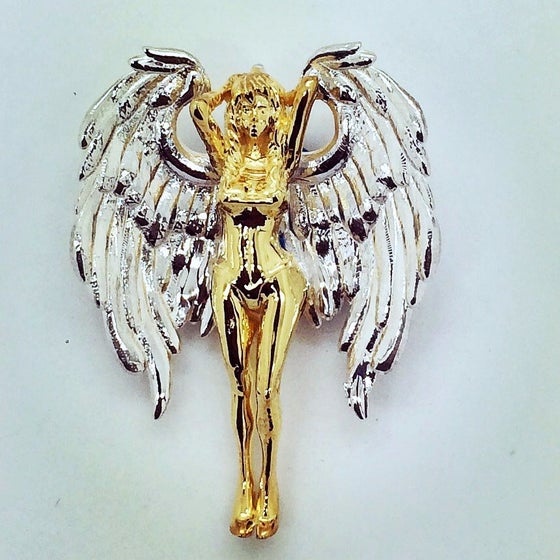 "Image of Micro ""Vixen Angel"" Pendant"
