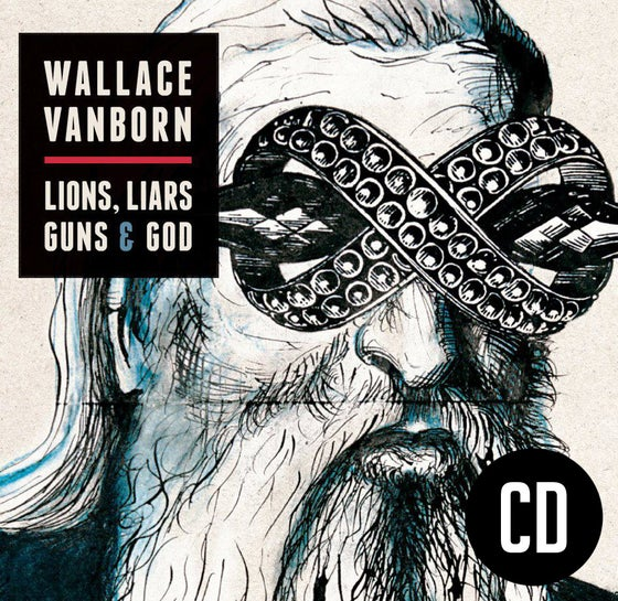 Image of Lions, Liars, Guns & God - CD