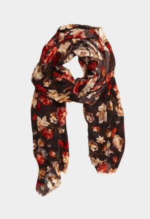 Image of MONROW SCARF - FLOWER