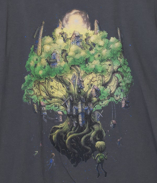 Image of Treehouse - Girl's Tee