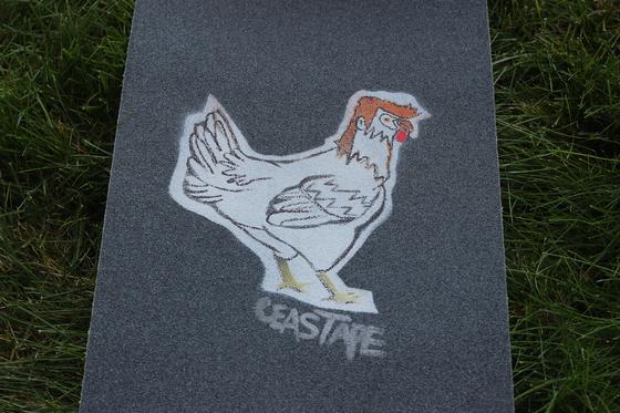 Image of Mullet Chicken Ceastape