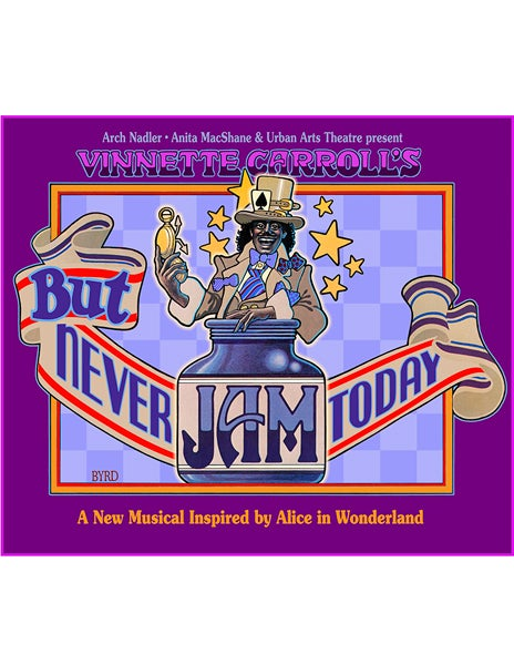 "Image of ""BUT NEVER JAM TODAY"" - 1979"
