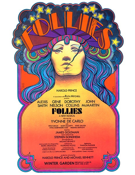 "Image of SONDHEIM'S ""FOLLIES"" - 1971"
