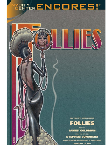 "Image of SONDHEIM'S ""FOLLIES"" City Center ENCORES - 2007"