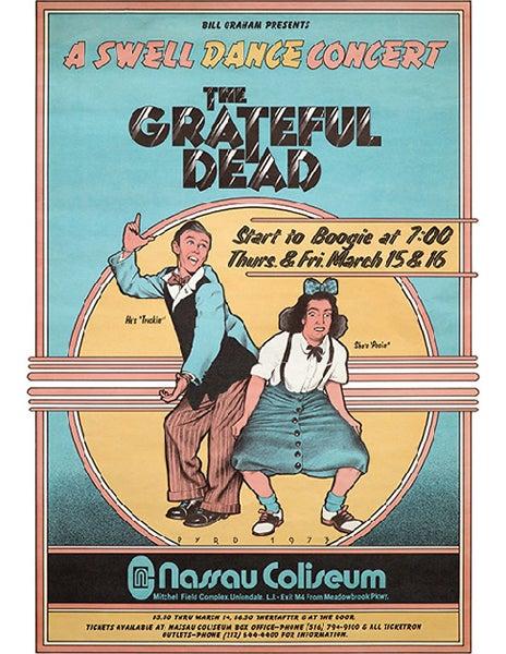 u0026quot the grateful dead u0026quot  nassau coliseum
