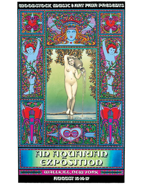 "Image of ""WOODSTOCK: An Aquarian Exposition"" - Wallkill NY  - August 1969"